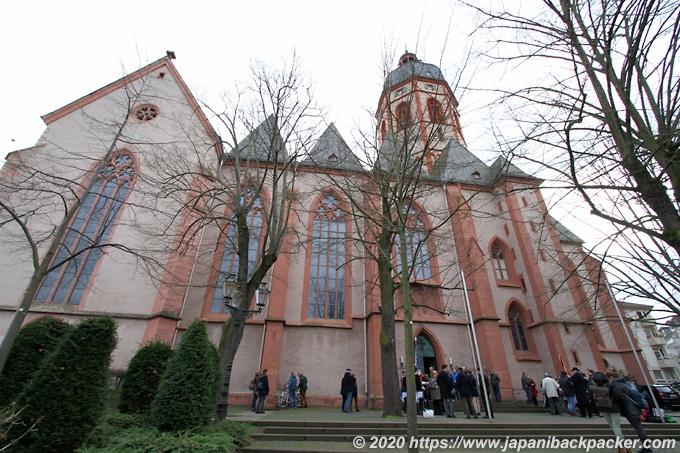 マインツの聖シュテファン教会