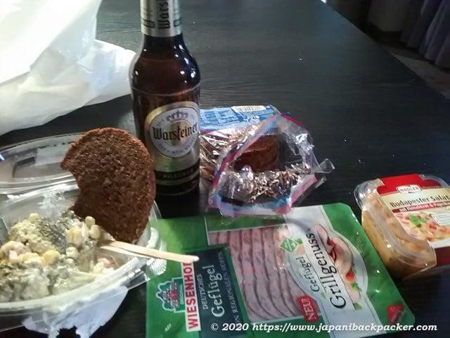 ドイツの食事
