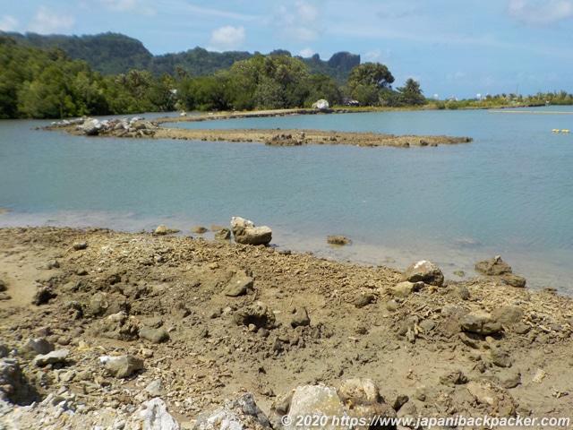 ミクロネシア ポンペイヴィレッジ建設予定地