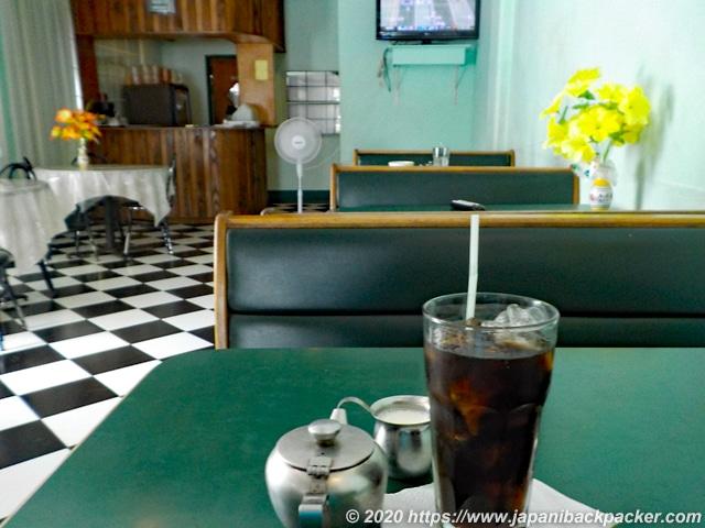 コロニアのカフェ