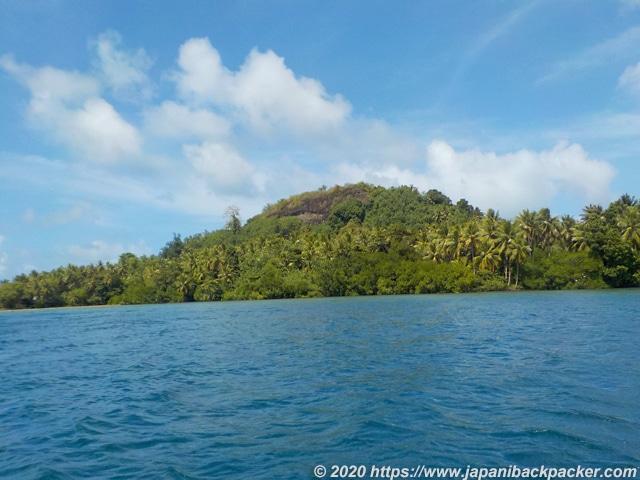 ランガル島