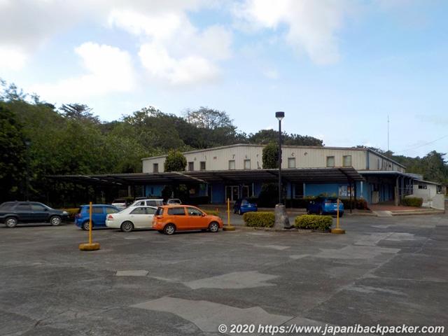 ポンペイ島コロニアのパーム・テラス・マーケット