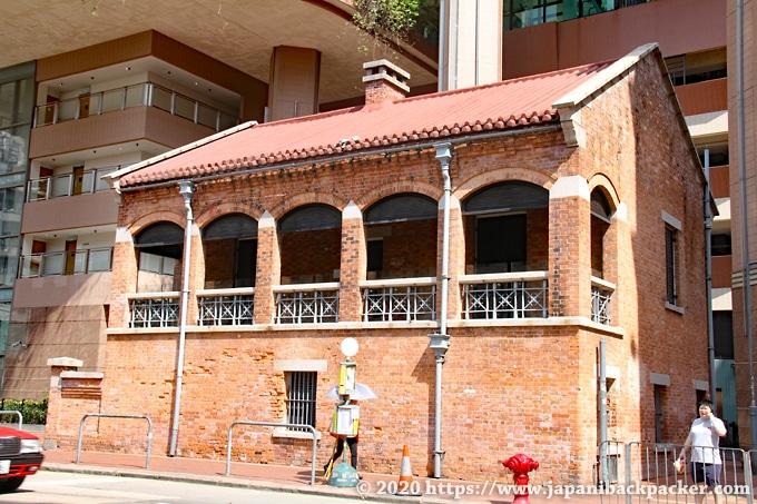 香港「紅磗屋」赤レンガの館
