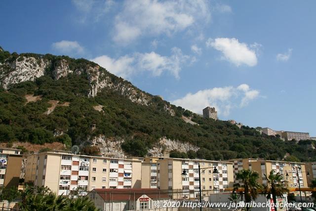 ジブラルタルの岩