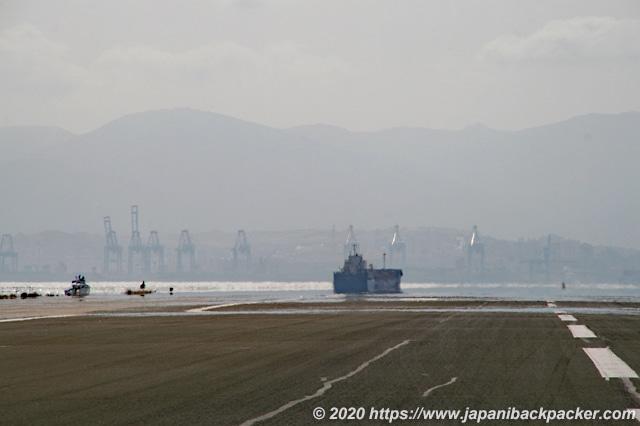 ジブラルタル 港