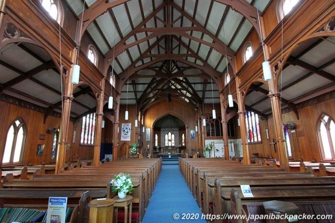 デボンポート 教会 Holy Trinity