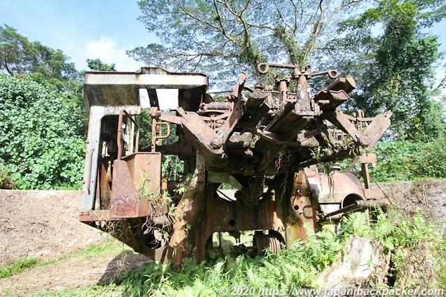 ソケースマウンテン 旧日本軍の戦跡