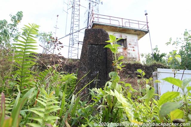 ソケースマウンテン 無名戦士の碑