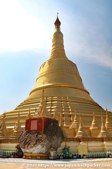 シュエモードー・パゴダ (Shwemawdaw Pagoda)