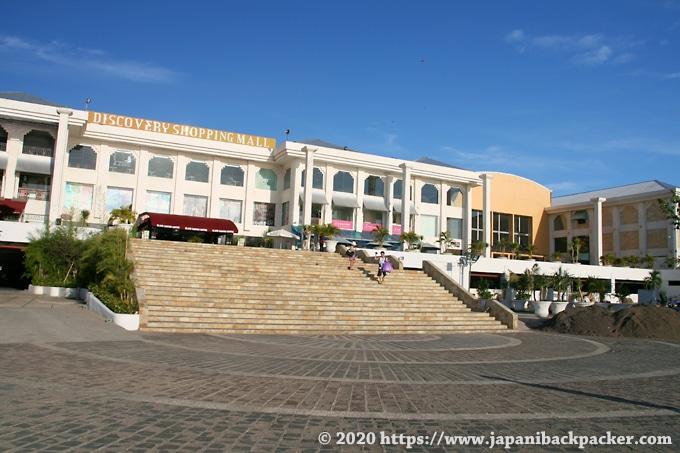 バリ島 クタ ディスカバリー・ショッピングモール