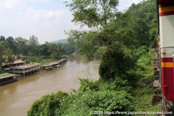 泰緬鉄道 クウェー川
