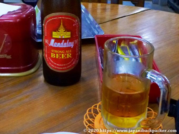 ミャンマーのビール