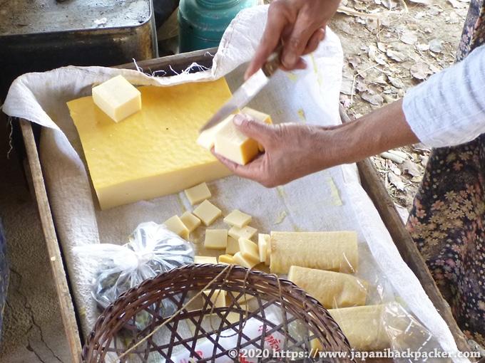 ミャンマーの食べ物