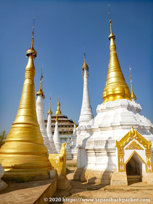 Aung Mingalar Pagoda