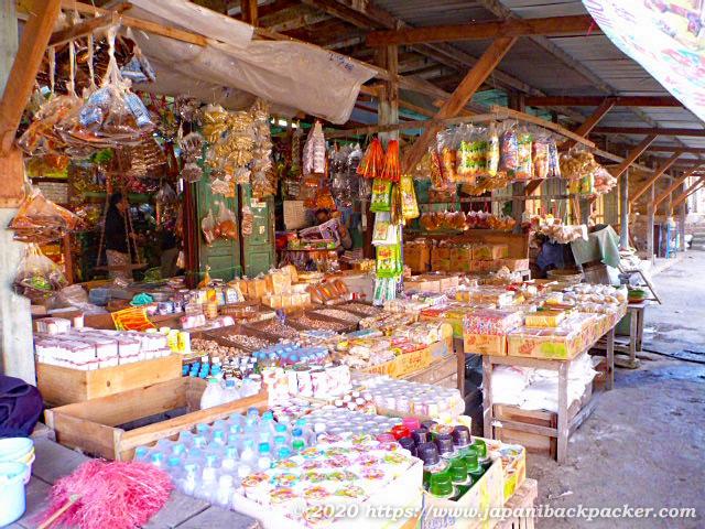 カローの市場