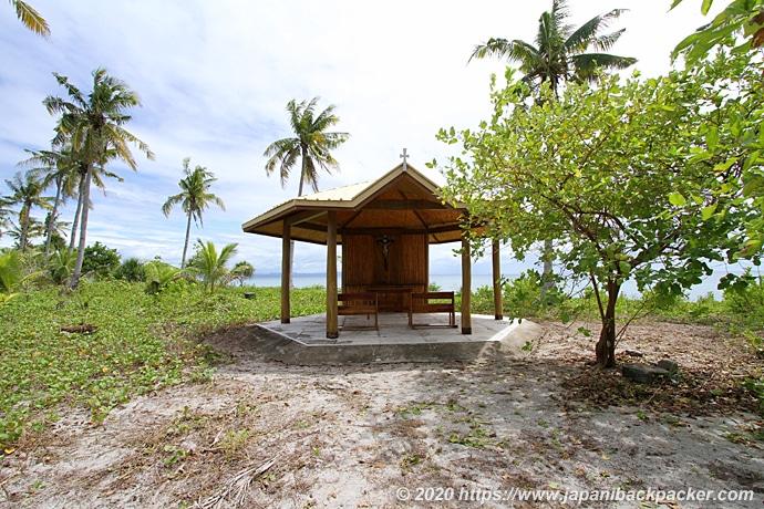 カランガマン島の教会