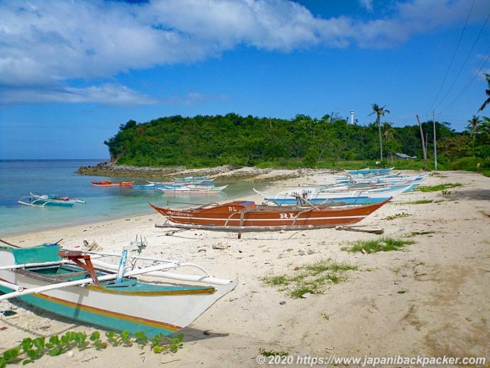 マラパスクア島 Daanbantayan