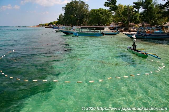 インドネシアの漁