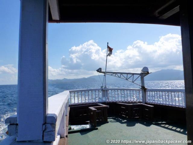 インドネシアのスローボート