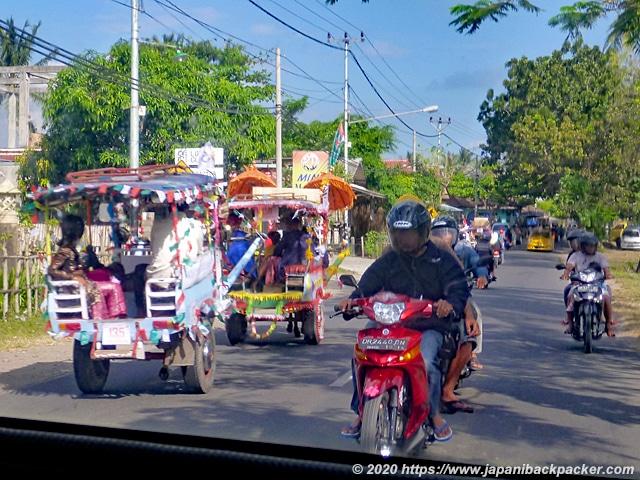 ロンボク島のバジャイ
