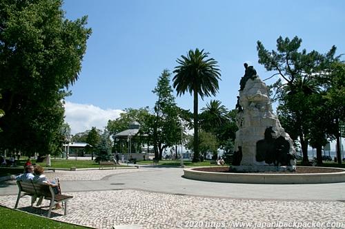 サンタンデール 公園