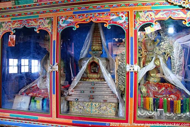 ストック・カル 仏像
