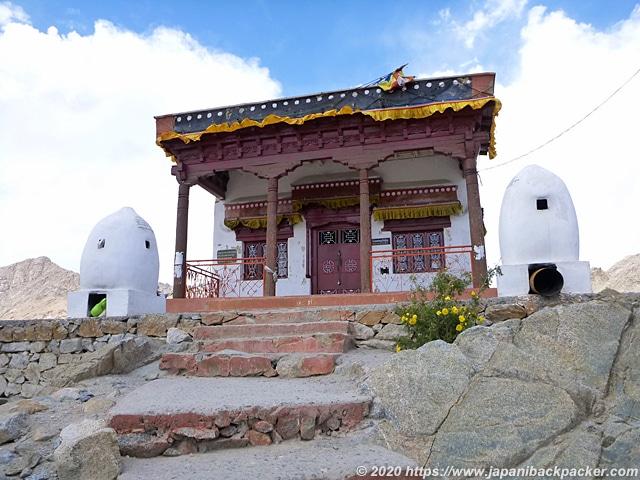 ラダック レー 寺院