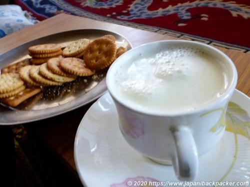 ラダック ザンスカール バター茶