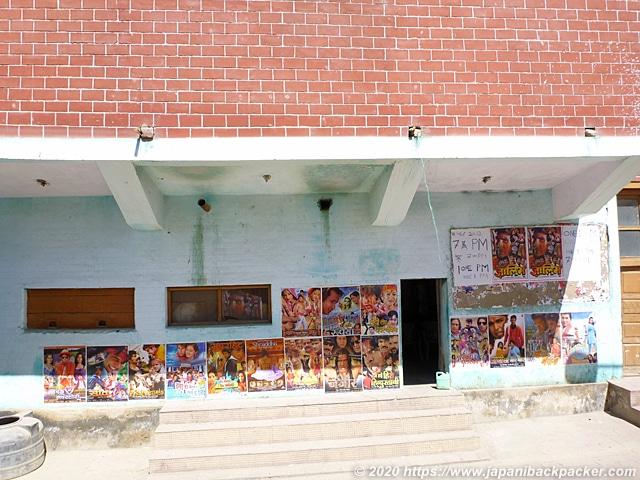 ラダック レー 映画館