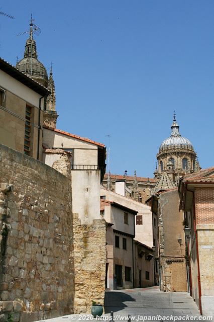 サラマンカ旧市街