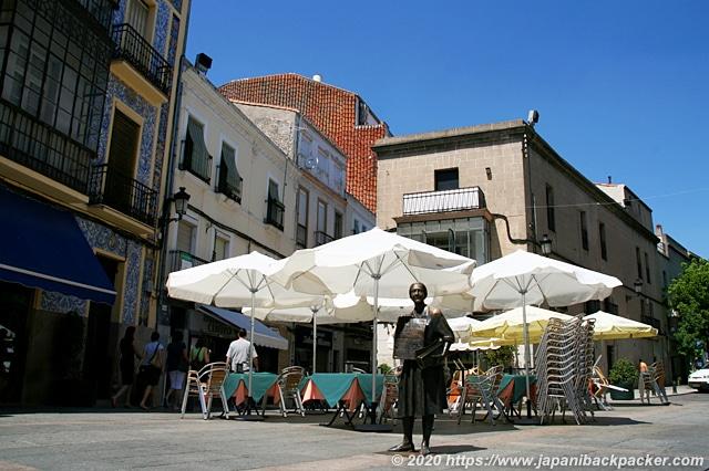 カセレスの旧市街