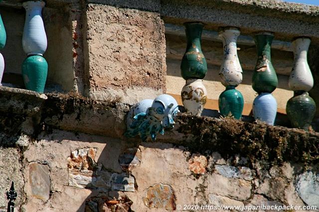 スペイン 陶器のタコ