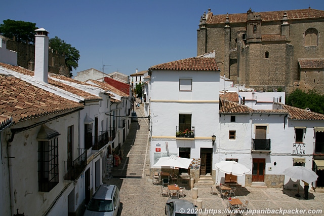 スペイン 白い街 ロンダ