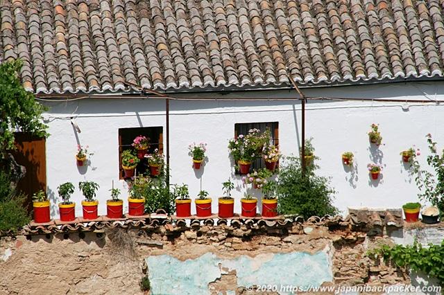 スペイン ロンダ 民家
