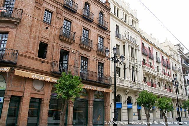 スペイン セビーリャ旧市街