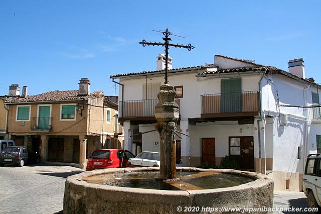 スペイン グアダルーペ 泉
