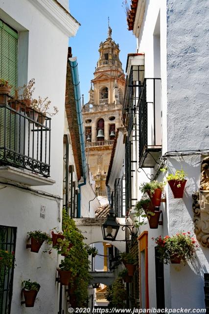 コルドバ 花の小道 Calleja de las Flores