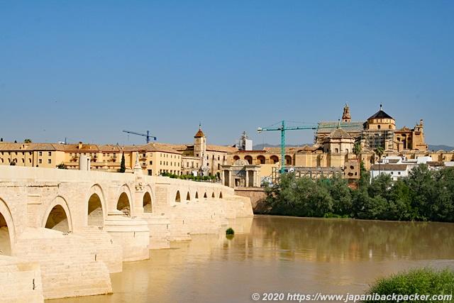コルドバ歴史地区 ローマ橋