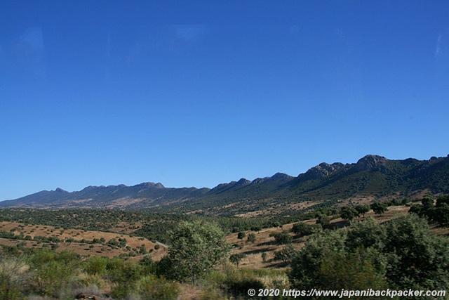 スペイン 山