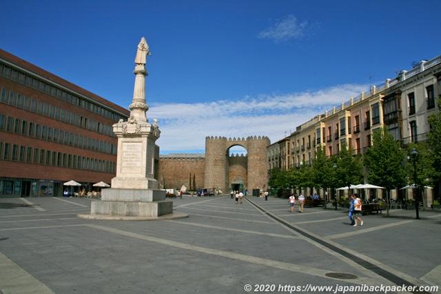 アビラ旧市街