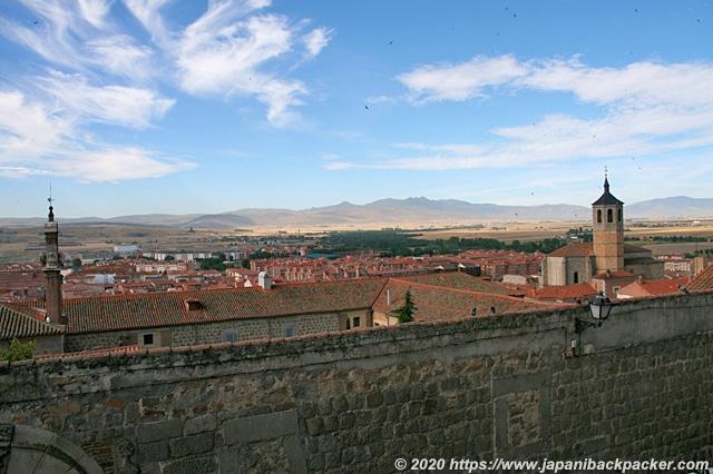 スペイン アビラ