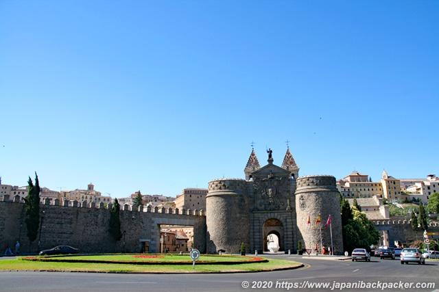 スペイン トレド ビサグラ新門