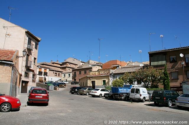 スペイン トレド 新市街