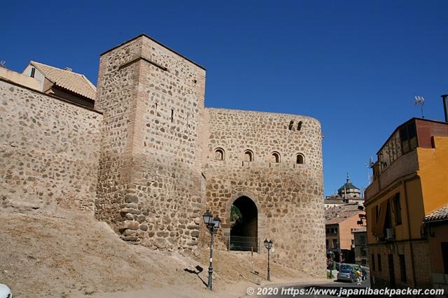 スペイン トレド 城壁
