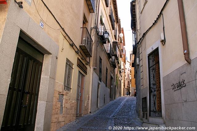 スペイン トレド 旧市街