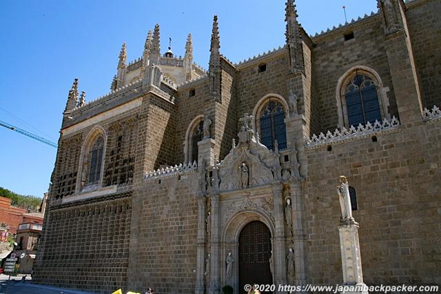 サン・フアン・デ・ロス・レージェス修道院