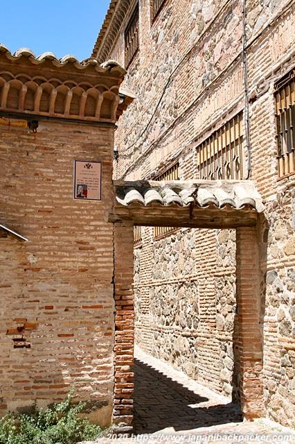 スペイン トレド 門