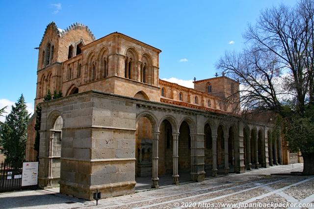 サン・ビセンテ聖堂 Basílica de San Vicente