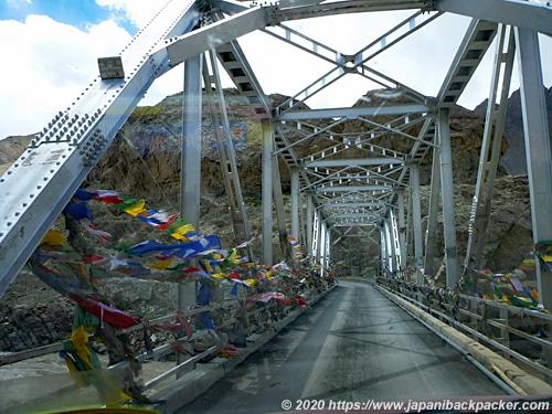 ラダック 橋