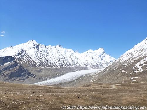 ドゥルンドゥン氷河